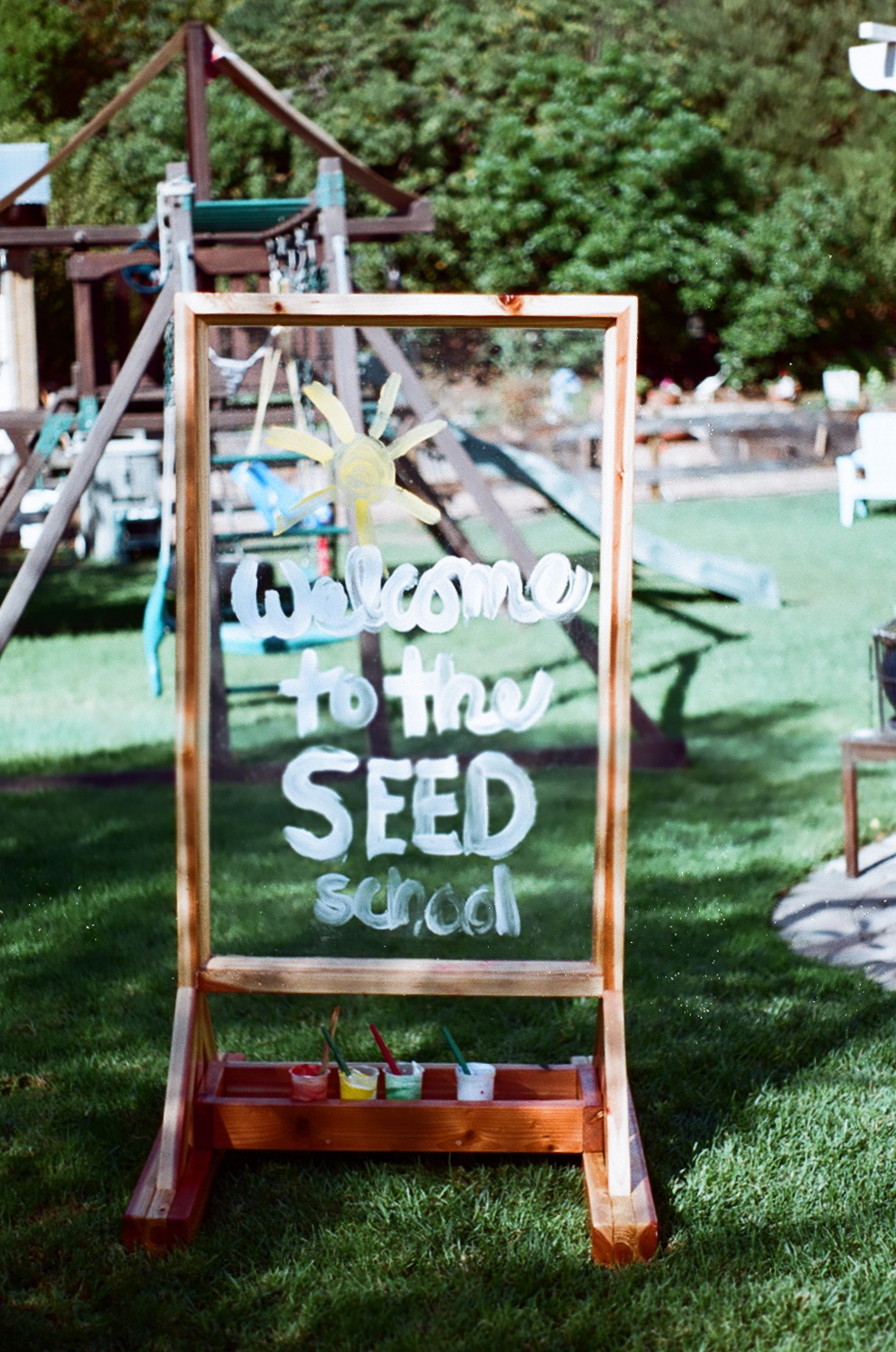 The Seed School A Nature Based Playschool
